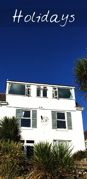 Holiday rentals in St. Ives Cornwall