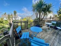 Coast garden and Decking