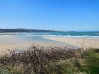 Hayle beach , Estuary