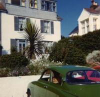 Coast Cornwall (St Kew Hotel) in the 60s